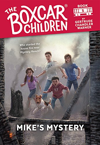 Mike's Mystery (The Boxcar Children Mysteries Book 5) (English Edition)