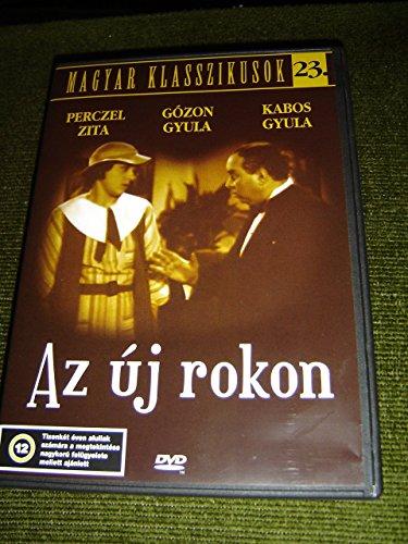 Az Uj Rokon (1934) - Regi Magyar Filmek / The New Relative (1934), Hungarian Edition [DVD Region 2 PAL] Audio: Hungarian / Subtitles: None / Black and White