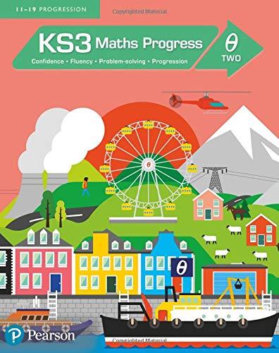 KS3 Maths Progress Student Book Theta 2