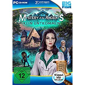 Mystery of the Ancients: Kein Entkommen – PC [
