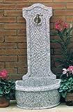 Tomco Steinbrunnen VERSAILLES marmorgrau