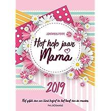 Het hele jaar mama scheurkalender 2019