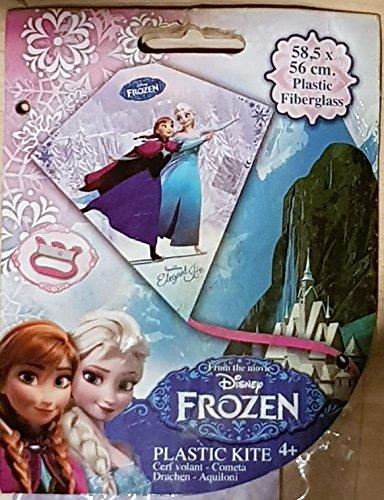 Fiesta Toys EAQU.Froz–Juegos Cometas plástico Frozen