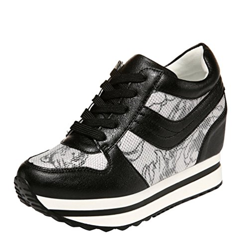fq-real-womens-fashion-lace-up-platform-athletic-sports-running-shoes-45-ukblack