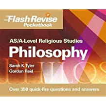 AS/A-Level Religious Studies: Philosophy Flash Revise Pocketbook (Flash Revised Pocketbook)