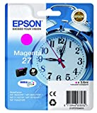 Epson Original T2703 Tintenpatrone Wecker