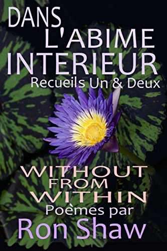 Dans L'Abime Interieur Recueils Un & Deux: Without From Within