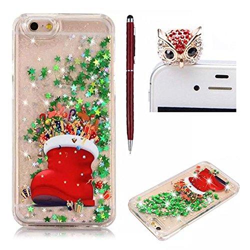 skyxd-weihnachten-serie-fur-iphone-6-plus-6s-plus-hulle-kreativ-design-glitzer-stern-pailletten-flie