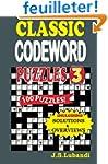 Classic Codeword Puzzles 3