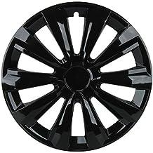 Unitec 75477 Delta Tapacubos, 15 pulgadas, color negro (1 unidad)