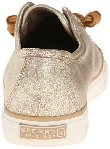 Sperry Seacoast Platinum Femmes Baskets / Chaussures gold