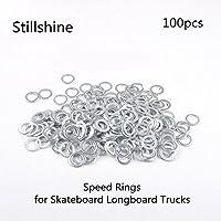 Speed rings washers for skateboard longboard truck 100pcs