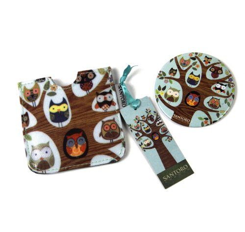 feathered-friends-compact-pocket-handbag-mirror