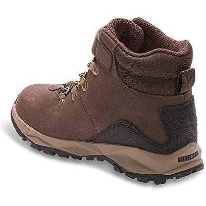 Merrell Boy's Ml-Alpine Casual Boot WTRPF High Rise Hiking 2