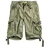 ALPHA INDUSTRIES SHORT 191200_82_30 Light Olive