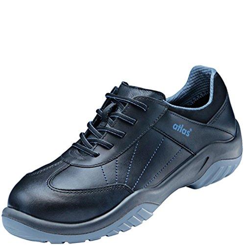 Alu-Tec 100 Blue Line protagonista, scarpe, S2 ENISO 20345/lavoro scarpe. Nero/Blu