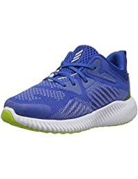 87959e8ce36 Adidas Baby Aero Alphabounce Beyond I Blue and White Synthetic Running  Sneaker (9K m US