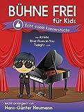 Bühne frei für Kids: Echt coole Klavierstücke - Hans-Günter Heumann