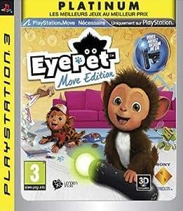 EyePet (jeu PS Move) - édition platinum