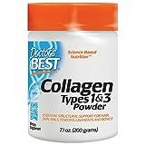 Doctor's Best Collagen Types 1 & 3 200g Powder (200g Powder)