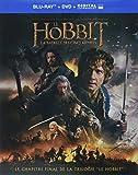 Le Hobbit : La bataille des cinq armées [Combo Blu-ray 2D + DVD + Copie digitale]