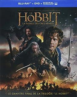 Le Hobbit : La bataille des cinq armées [Combo Blu-ray 2D + DVD + Copie digitale] (B00R4H2N48) | Amazon price tracker / tracking, Amazon price history charts, Amazon price watches, Amazon price drop alerts