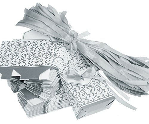 50-x-creative-silver-ribbon-wedding-favours-party-gift-candy-paper-box