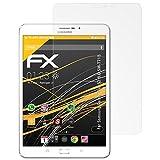 atFolix Schutzfolie für Samsung Galaxy Tab S2 8.0 (SM-T715) Displayschutzfolie - 2 x FX-Antireflex blendfreie Folie