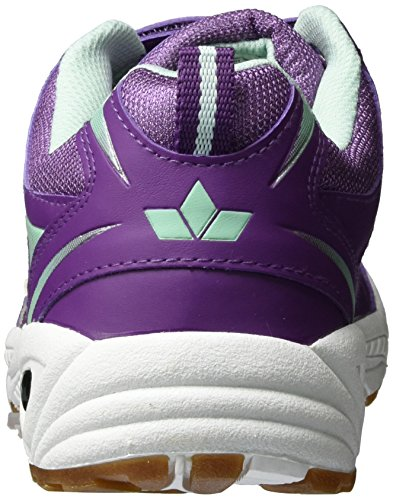 Lico Bob V, Chaussures de Fitness Fille Violett (LILA/TUERKIS)
