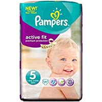 Pampers Active Fit Taille 5 11-25Kg Juniors (21)