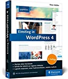 Einstieg in WordPress 4: Mit Peter