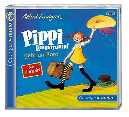Pippi Langstrumpf geht an Bord – Das Hörspiel (2 CD): Alle Infos bei Amazon