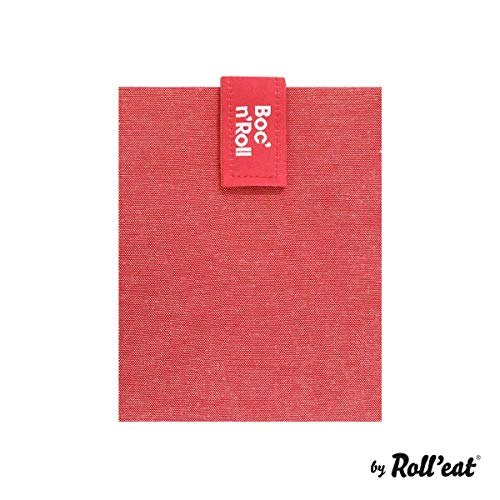 Roll'eat - Boc'n'Roll Eco Bolsa Merienda Porta Bocadillos