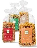 Clever Pasta Probierpaket 4 Sorten - weniger Kohlenhydrate, mehr Protein