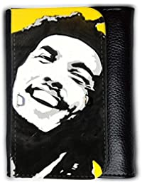 le portefeuille de grands luxe femmes avec beaucoup de compartiments // V00001928 Bob Marley // Medium Size Wallet