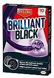 Dylon Brilliant Black Laundry Sheets, 10 Sheets