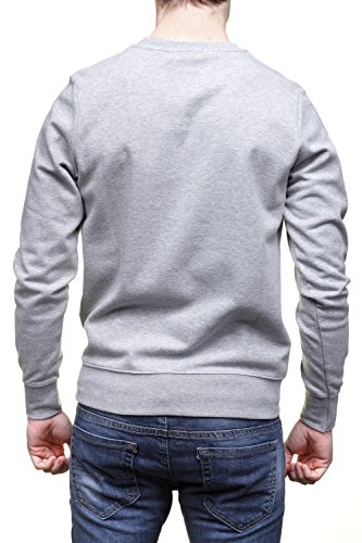 Pull Redskins Fleurey Airy Grey Chine Gris