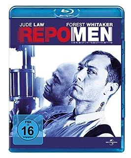 Repo Men (Unrated Version) [Blu-ray]