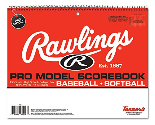 rawlings-pro-model-baseball-scorebook