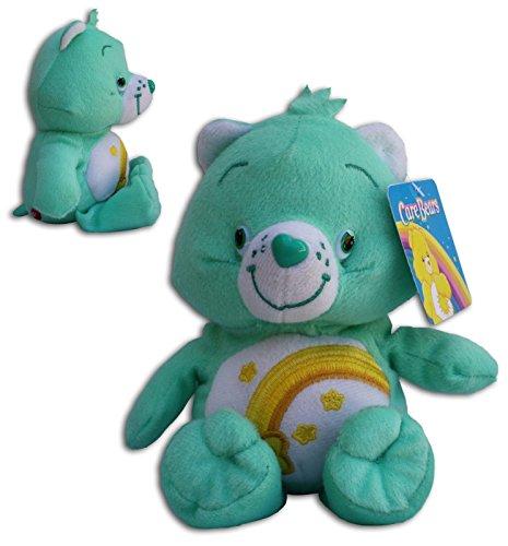 Wunschbärchi 34/42cm Super Weich Bär Teddybär Plüschtier Die Glücksbärchis Care Bears Sternschnuppe (Die Bears Care)