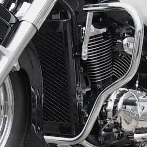 Sturz-Bügel Fehling Suzuki Intruder C 800/VL 800 Volusia 01-08 silber - C-rahmen-motor