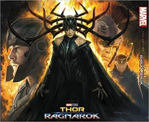 Marvel'S Thor: Ragnarok - The Art Of The Movie