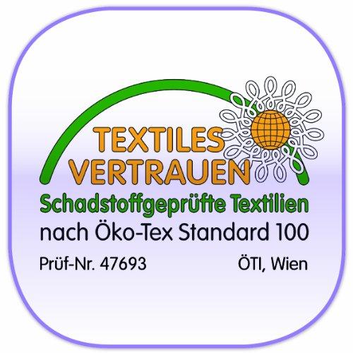 Träumeland TT02003 Jersey Spannbetttuch für Babymatratze 60 x 120 cm + 70 x 140 cm - 2