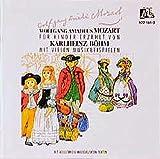 Wolfgang Amadeus Mozart - Sein Leben: Für Kinder mit vielen Musikbeispielen erzählt (Adés - Klassik für Kinder)