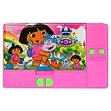 #7: Asera Pink Dora Jumbo Pencil Box for girls