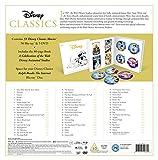 Disney Classics Complete 55 Disk Movie Box Set 1937-2018 [Blu-ray]