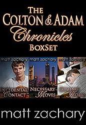 The Colton & Adam Chronicles: Box Set