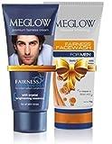 Meglow Premium Fairness Cream & Face Was...