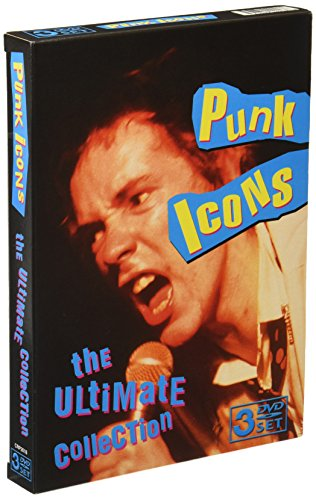 Various Artists - Punk Icons: The Clash/ The Ramones/ Sexpistols [3 DVDs] (Videos Ramones)