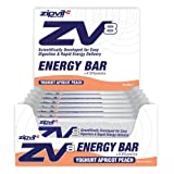 ZV8 Energy Bar, Yoghurt, Peach, Apricot 20 x 55g by Zipvit Sport